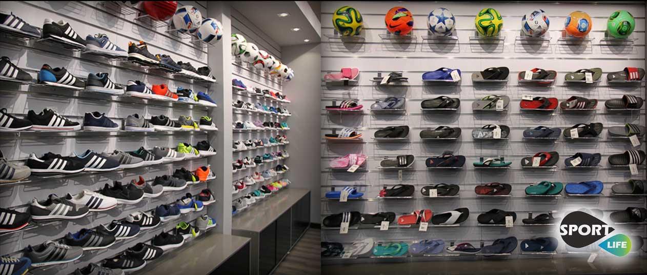 792771c04111 Магазин спортивной обуви в Бишкеке